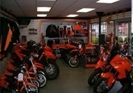 Gresham Powersports Showroom